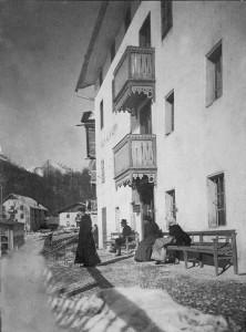 Foto del 1920 circa